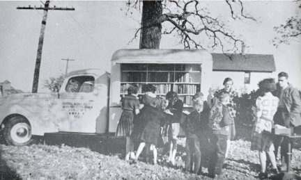 Southwest Wisconsin Bookmobile