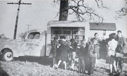 Southwest Wisconsin Bookmobile